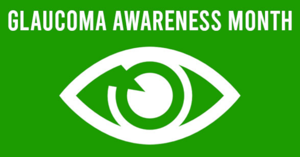 January Is National Glaucoma Awareness Month: How To Get Involved
