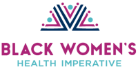 Logo for the Black Women's Health Imperative (BWHI)