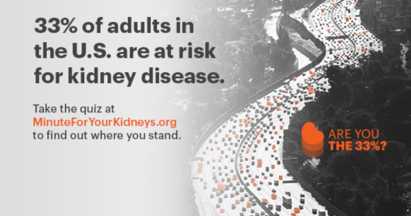 National Kidney Month 2021: Spreading the Word About Kidney Disease